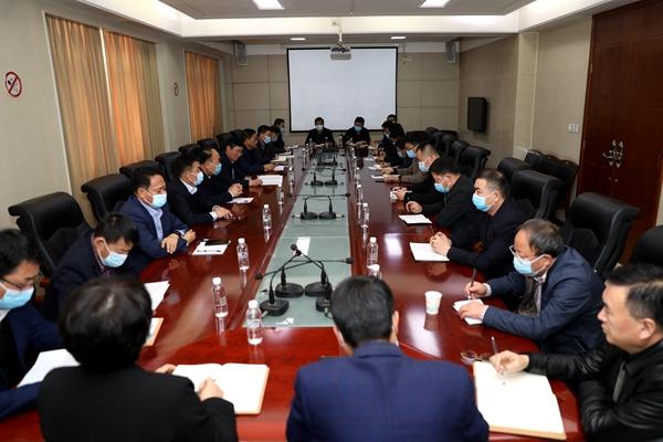 公司对拟提任领导干部进行任前廉政谈话和廉政考试
